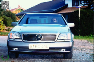 Mercedes Benz 12