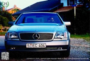Mercedes Benz 34