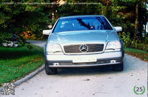 Mercedes Benz 40