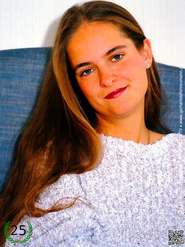 Andrea Färber ► Photographed by Gerhard-Stefan Neumann ►